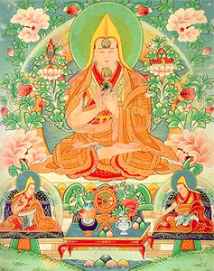 Буддизм. Школа Гелуг