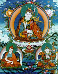 Буддизм. Школа Ньингма