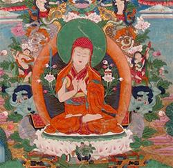 Буддизм. Школа Сакья