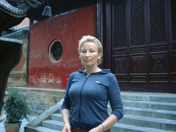 Чжун Юань Цигун. Лариса Нестеренко