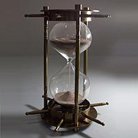 Сувениры из Индии. Песочные часы