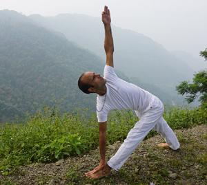 Мастер-классы по йоге. Мохан Джи