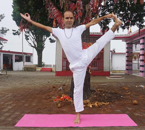 Защемление шейного отдела йога